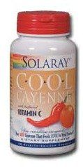 Solaray Cool Cayenne with Buffered C Capsules, 500 mg, 60 Count - http://alternative-health.kindle-free-books.com/solaray-cool-cayenne-with-buffered-c-capsules-500-mg-60-count/