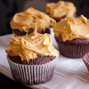 Every ingredient in these cupcakes is clean and guilt-free. You'll amaze everyone when you reveal the healthy secret behind these poppable treats.