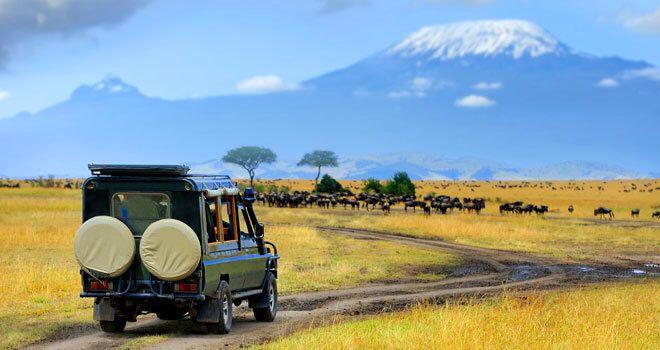 Cómo perder el miedo a África y recorrerla por libre @elmundoes