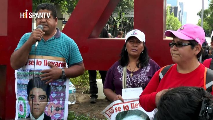 Padres de familia de los 43 dicen que radicalizarán protesta