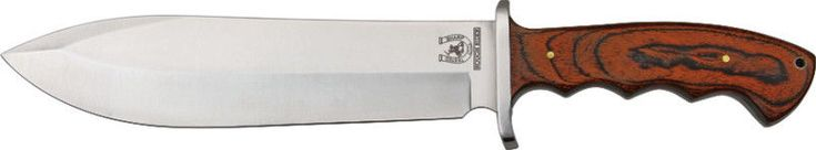 ROUGH RIDER RR1022 BOWIE KNIFE | Collectibles, Knives, Swords & Blades, Collectible Fixed Blade Knives | eBay!