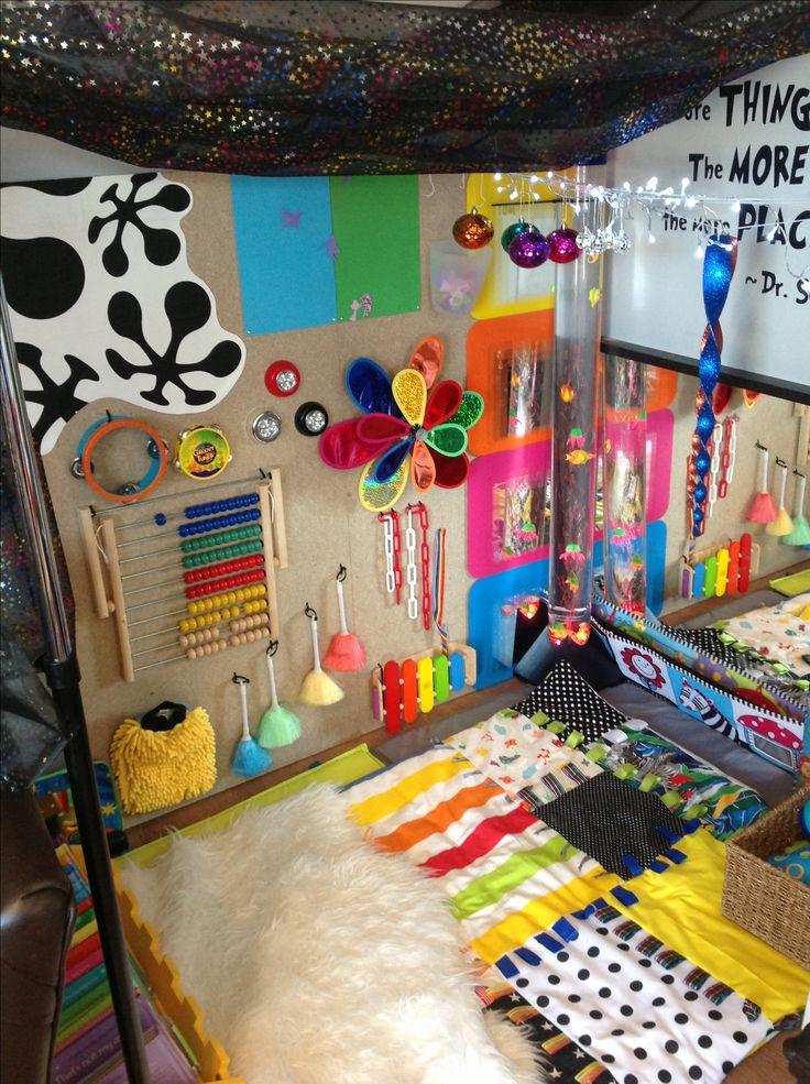 Classroom Ideas For Sensory Integration ~ Best sensory wall ideas on pinterest