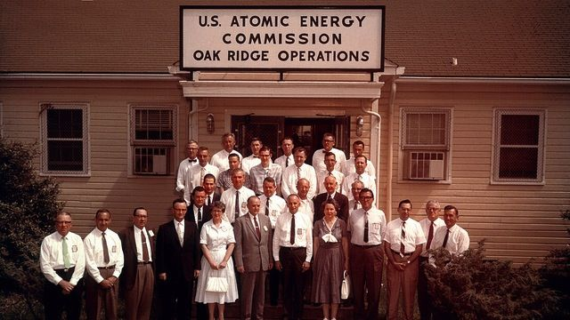 Photos of daily life in the US government's secret atomic city