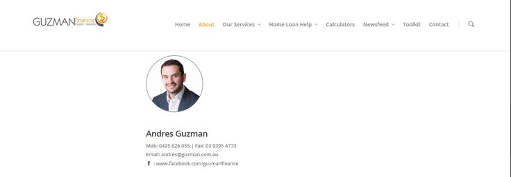 Guzman Finance are experienced and reputable mortgage broker in Williamstown, We can get you the right mortgage package that suits your needs and budget. We provide service to home loans, business loans, and personal loans and many more visit: http://guzmanfinance.smartonline.com.au/