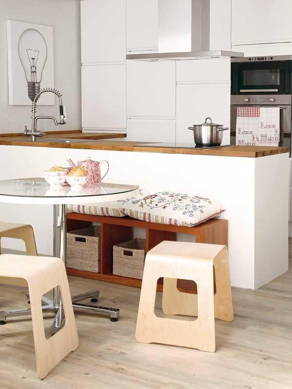 Expedit bancos para mesa de cocina buscar con google - Bancos para cocinas ...