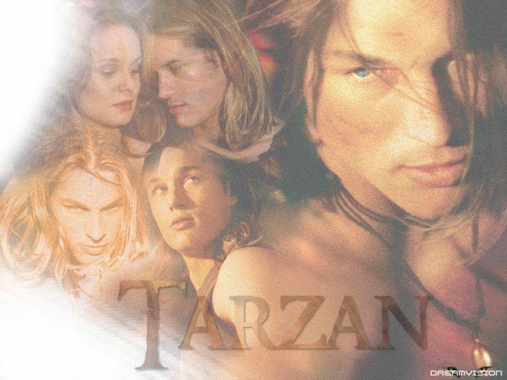Travis Fimmel as John Clayton, a.k.a. Tarzan 2003