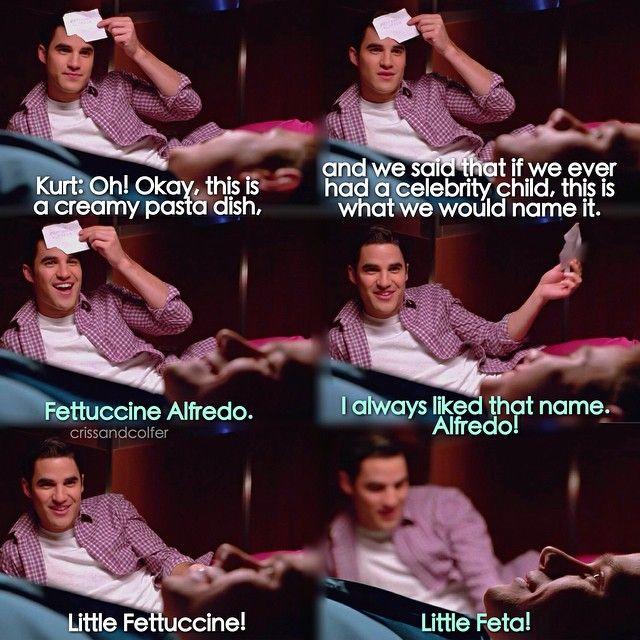 """#Glee 6x05 """"The Hurt Locker, Part two"""" - Blaine and Kurt"""