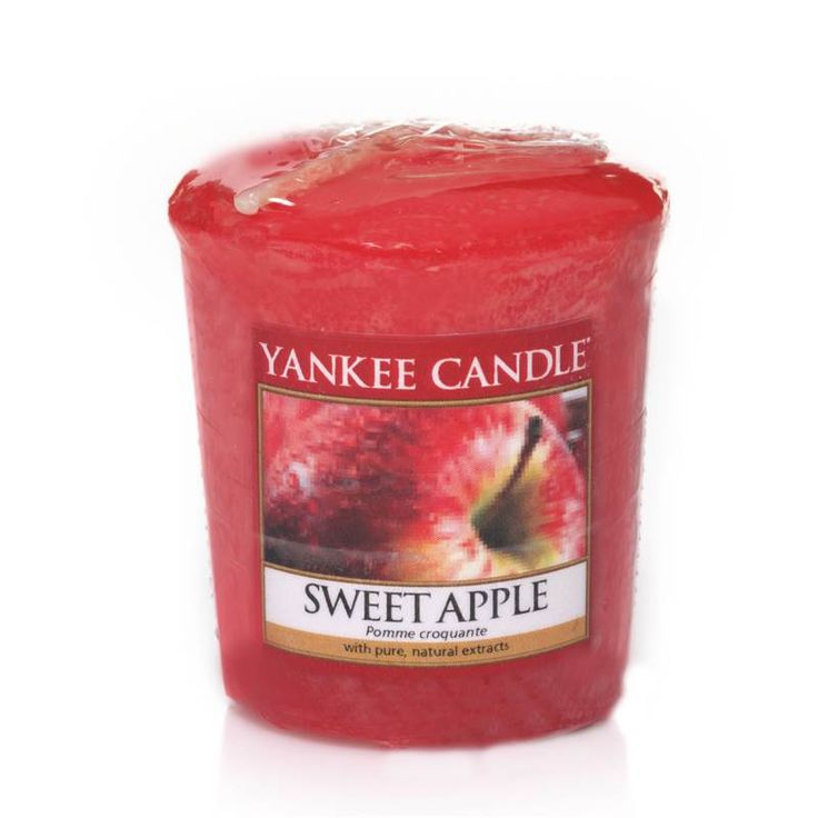 Bougie Yankee Candle - Sweet Apple - votive