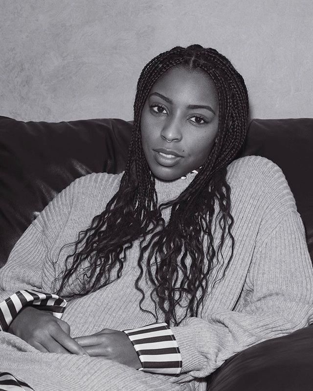 The character totally felt natural to me. A lot of her reactions and mannerismsI didnt have to go too far to figure out how to express it says @msjwilly of her first starring role in 'The Incredible Jessica James' which was immediately acquired by @Netflix after its debut at Sundance earlier this year. Read the full story from #V107 in the link in our bio. Photography @sharifhamza styling @elliegracecumming interview @lyonghost. #JessicaWilliams wears top @michaelkors dress @burberry.  via V…