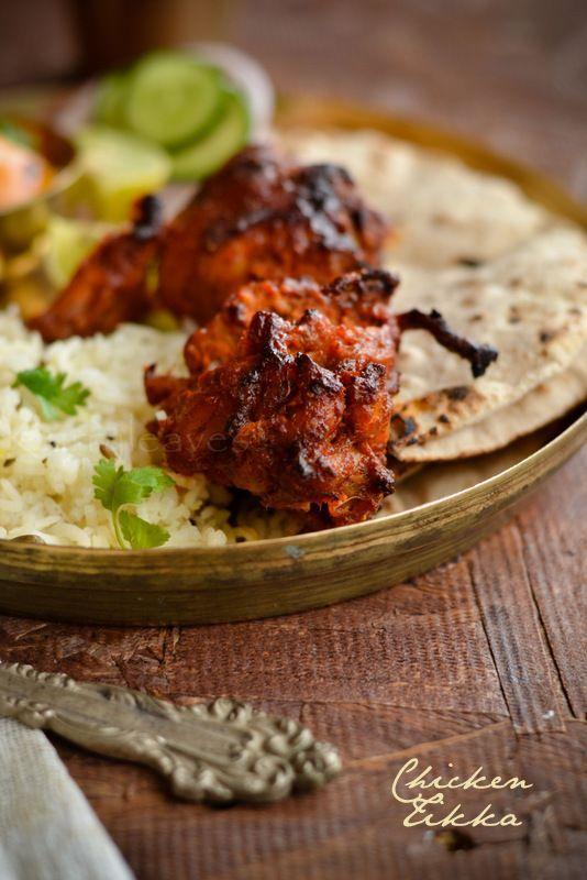 kurryleaves: Chicken Tikka Recipe