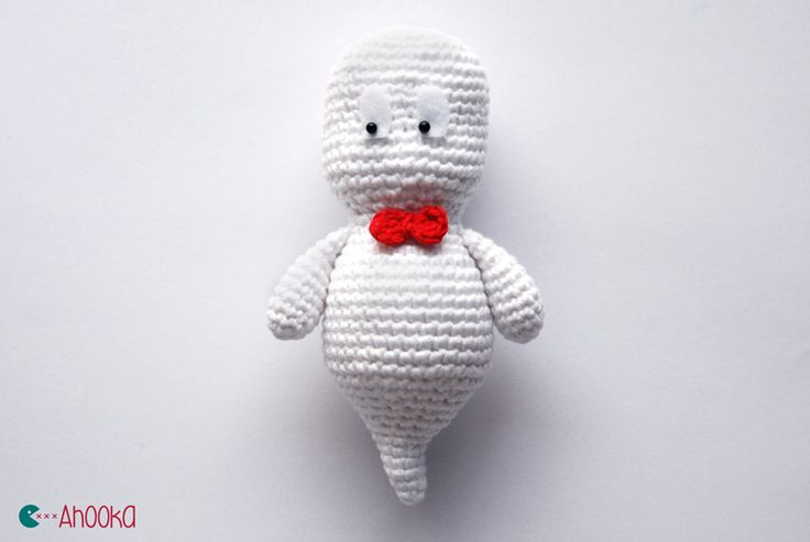 Casper Inspired Amigurumi free crochet pattern - 10 Free ...