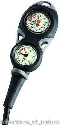Mares mission 2 combo #gauge scuba diving dive spg maxdepth #metric #console 4144,  View more on the LINK: 	http://www.zeppy.io/product/gb/2/321479125504/