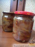 """Фото к рецепту: """"Ленивое"""" яблочное варенье с лимоном"""