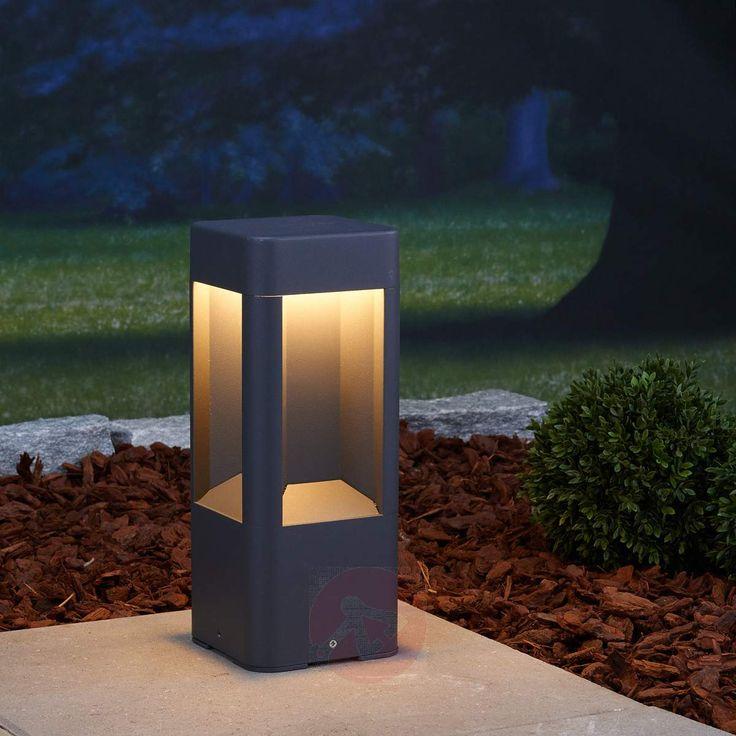 Lampione Nanna, alluminio, con LED disponibile su Lampade.it con il Numero articolo: 9617011