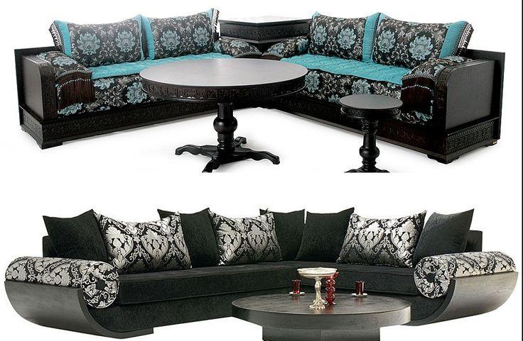 Découvrir une nouvelle collection des fauteuils de salon marocain moderne de bonne qualité conçue par les matières spéciales pour les salons confortables et luxes voir cet exemple affiché en ligne qui reflète l'art et l'adroitement des excellents tapissiers marocains qui… Savoir plus