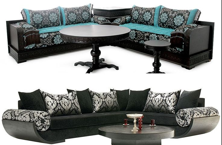 fauteuil de salon marocain moderne ma deco pinterest canap s et salons. Black Bedroom Furniture Sets. Home Design Ideas