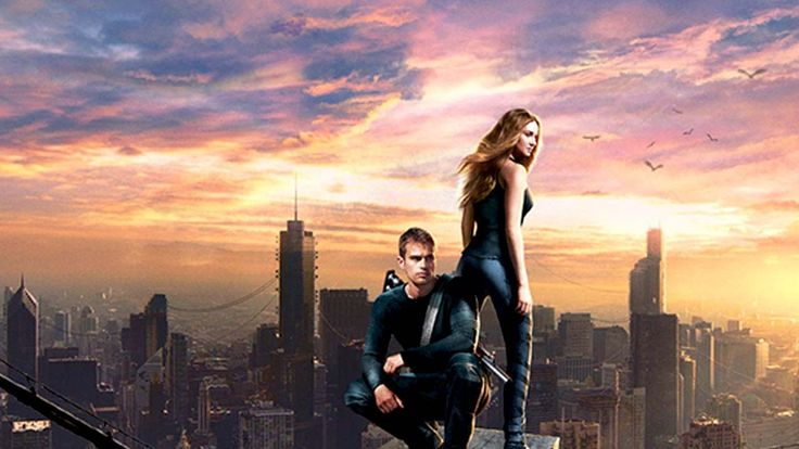 'DIVERGENT' Movie Trailer - In a future world where people are divided into distinct factions based on their personalities, Tris Prior is warned she is #Divergent and will never fit into any one group. When she discovers a conspiracy to destroy all Divergents, she must find out what makes being Divergent so dangerous before it's too late.