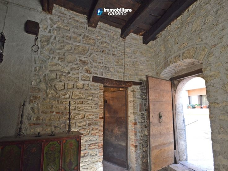 House in the old town for sale Busso, Campobasso, Molise Ref.: 22596