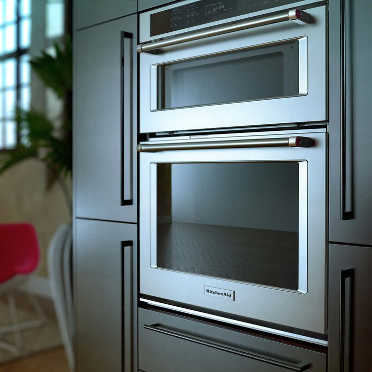 Kitchenaid 30 electric wall oven with evenheat true