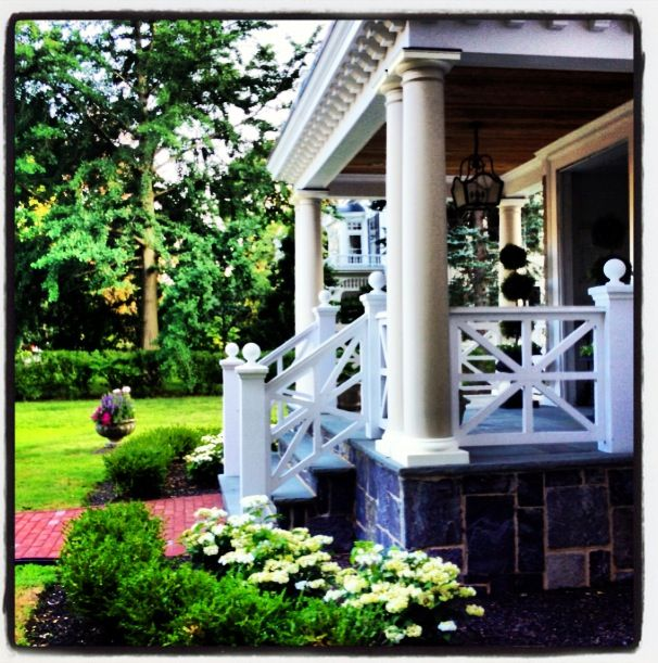 470 Best Images About Cottage Porch On Pinterest White
