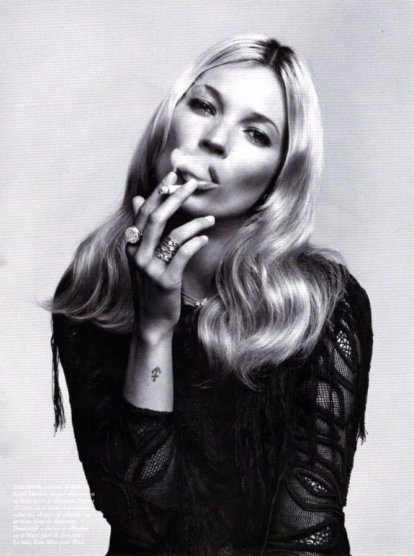 Kate Moss is 40 today!