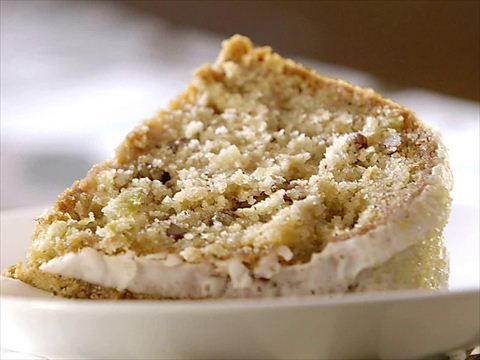 X-Treme Chocolate Double-Nut Caramel Ladyfinger Torte Recipe courtesy Southern Living Magazine Recipe : Food Network