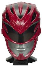 Power Rangers Movie Legacy Helmet Role Play - Red Ranger