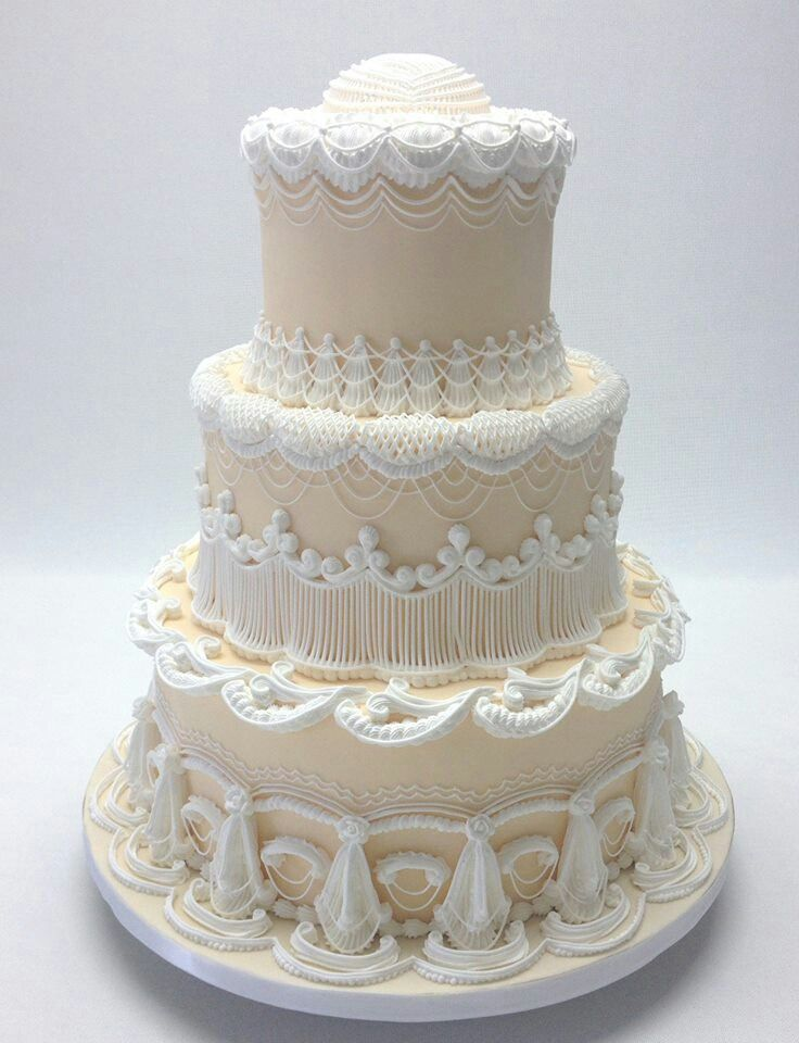 Spring Wedding Cakes Images