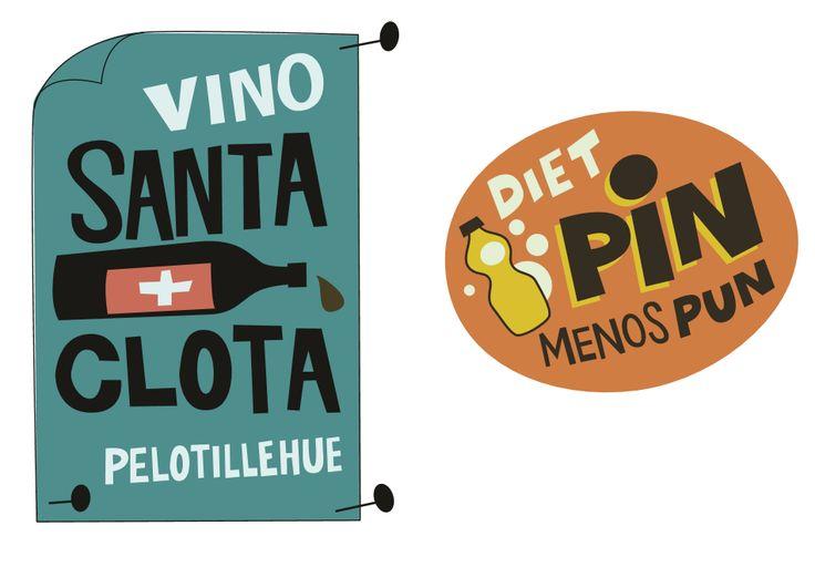 Vino Santa Clota y Pin