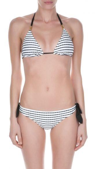 Heidi Klein bikini #stripes