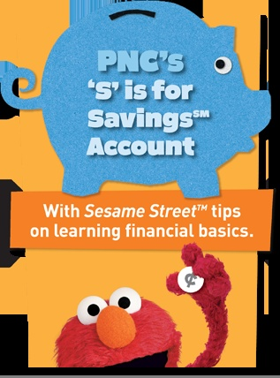 S is for Savings bank account for kids