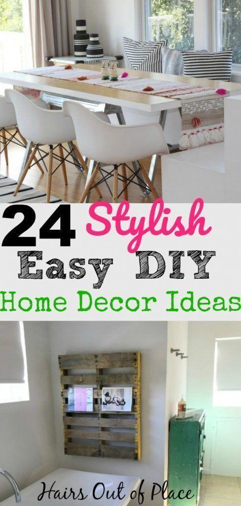 24 stunning home decor ideas when you\u0027re on a budget DIY home decor