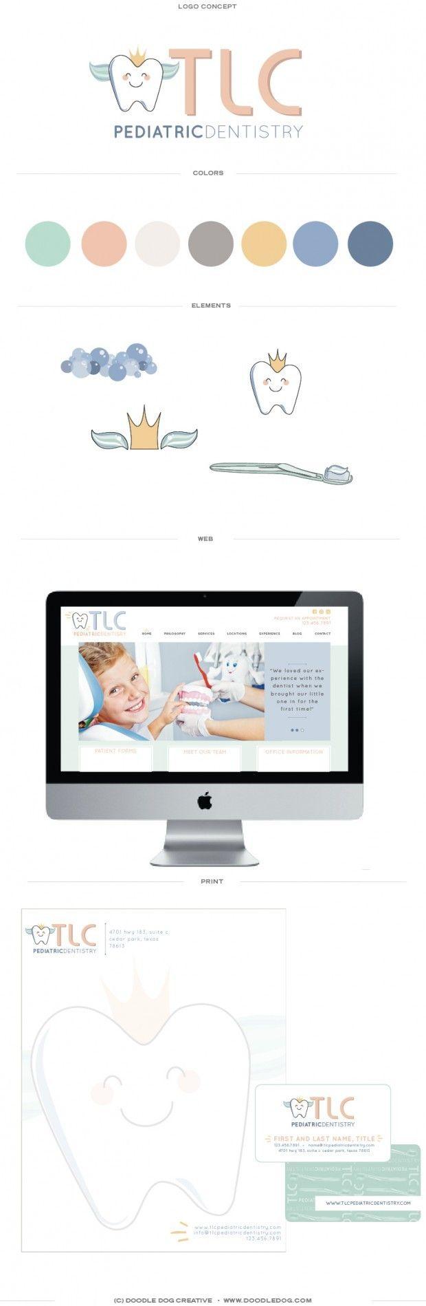 41 best Dental Design images on Pinterest   Logo branding, Logos and ...