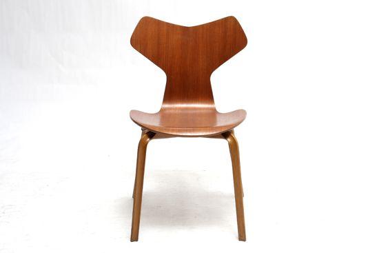 The Grand Prix-chair 1957 Arne Jacobsen