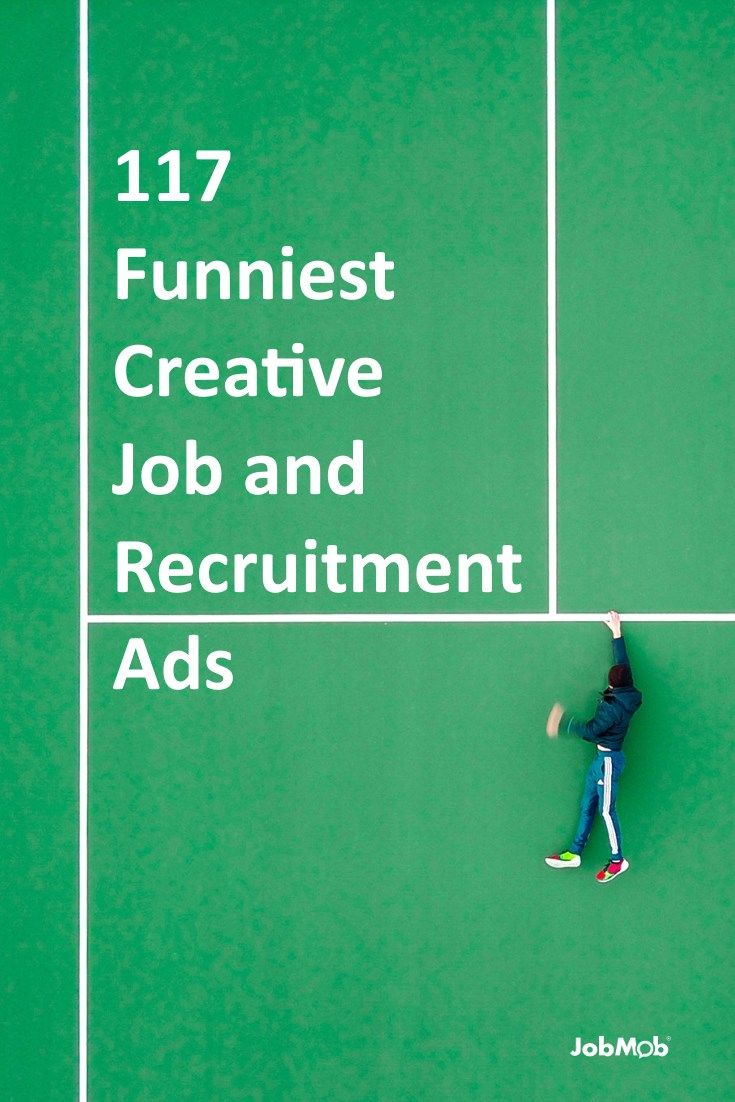 Creative Vacancy Ads