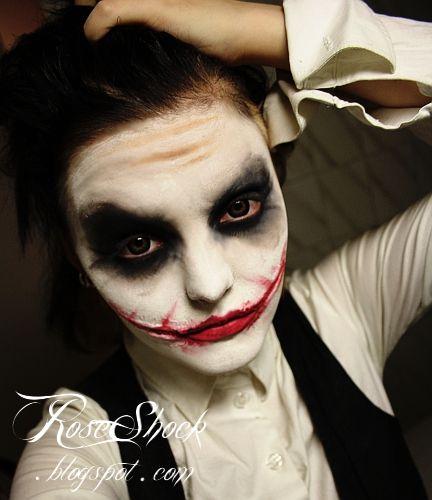 71 best Joker Cosplay images on Pinterest   Joker cosplay ...