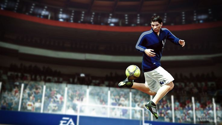 beautiful pictures of fifa street 2