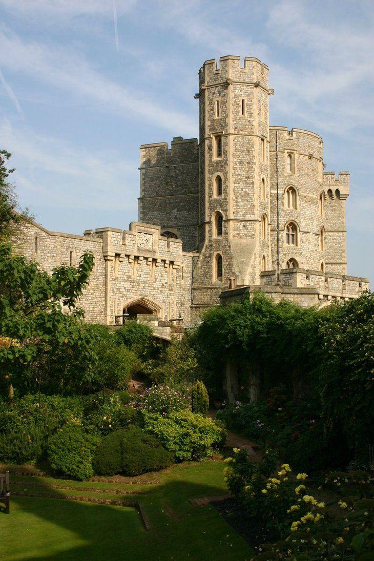 Windsor Castle London England Queen Of Your Castle