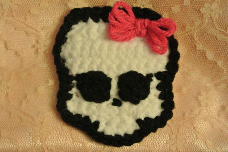 Mejores 7 imágenes de patterns en Pinterest | Apliques de crochet ...
