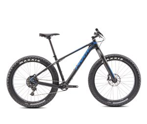 Ear-to-ear grins come standard with the Pivot LES Fat – the world's most versatile fat bike. Use with almost every wheel size, it's a four season hardtail.