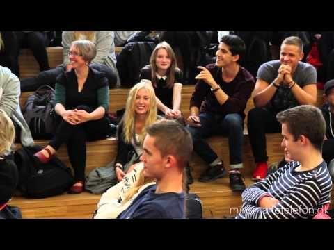 "Foredraget ""Mig & min SMARTE telefon"" — Søren Hebsgaard Foredrag"