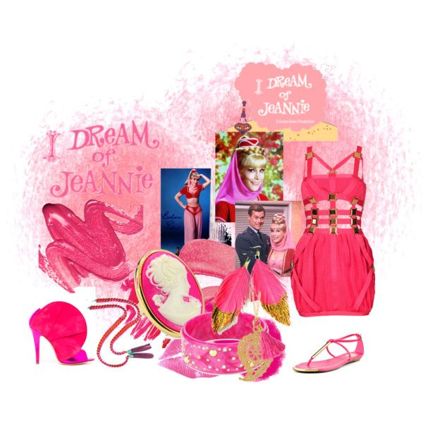 56 Best I Dream Of Jeannie Mood Board Images On Pinterest