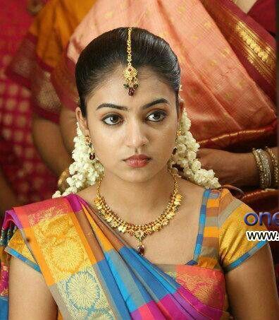 nazriya nazim silk sarees and saree on pinterest