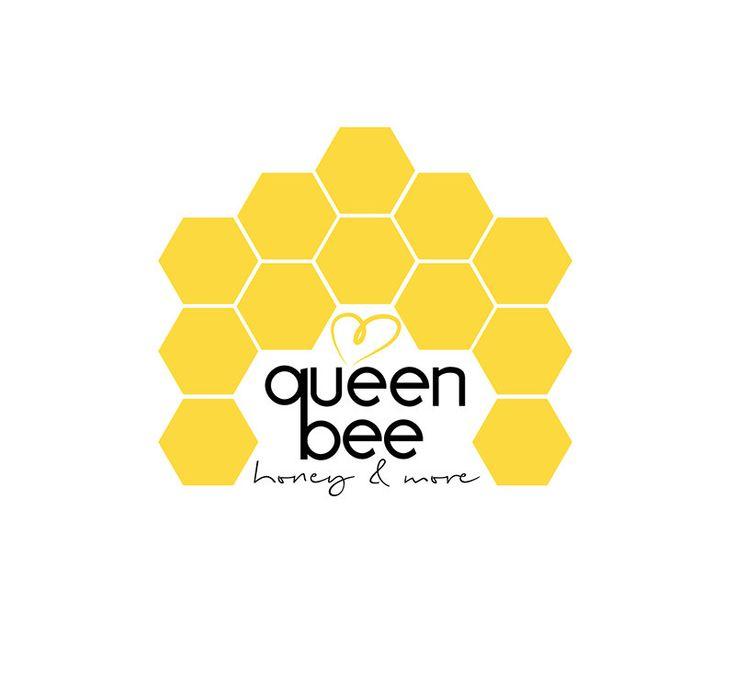 Premade Logo Design, Bee Logo, Honey Logo, Honey Products Logo, Logo Template, Customizable Business Logo, One of a Kind Logo by GreenBirdGraphics on Etsy