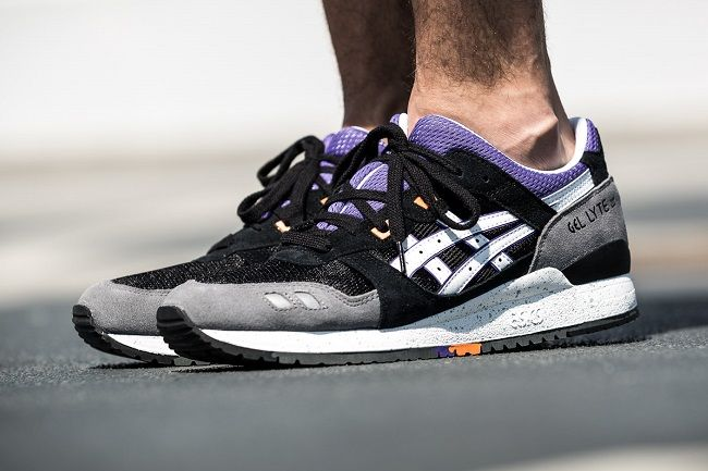 Win a pair of Asics Sneakers