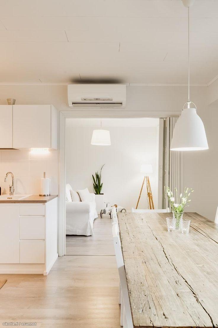 Myytävät asunnot, Kiikkaistentie 17-19, Nurmijärvi #oikotieasunnot #keittiö