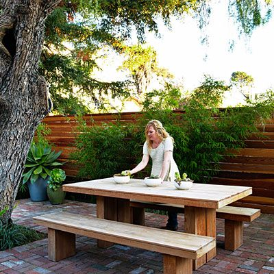 How To Design An Entertainers Yard Yards Garden