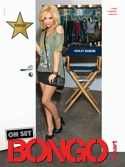 Lucy Hale and @Ashley Benson star in Bongo's back-to-school campaign