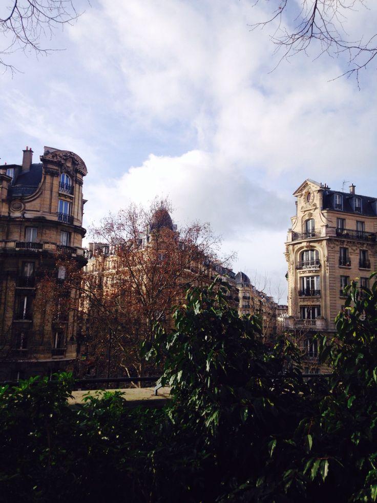 Paris / coulée verte