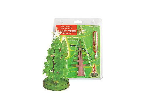 Magic Paper Christmas Tree